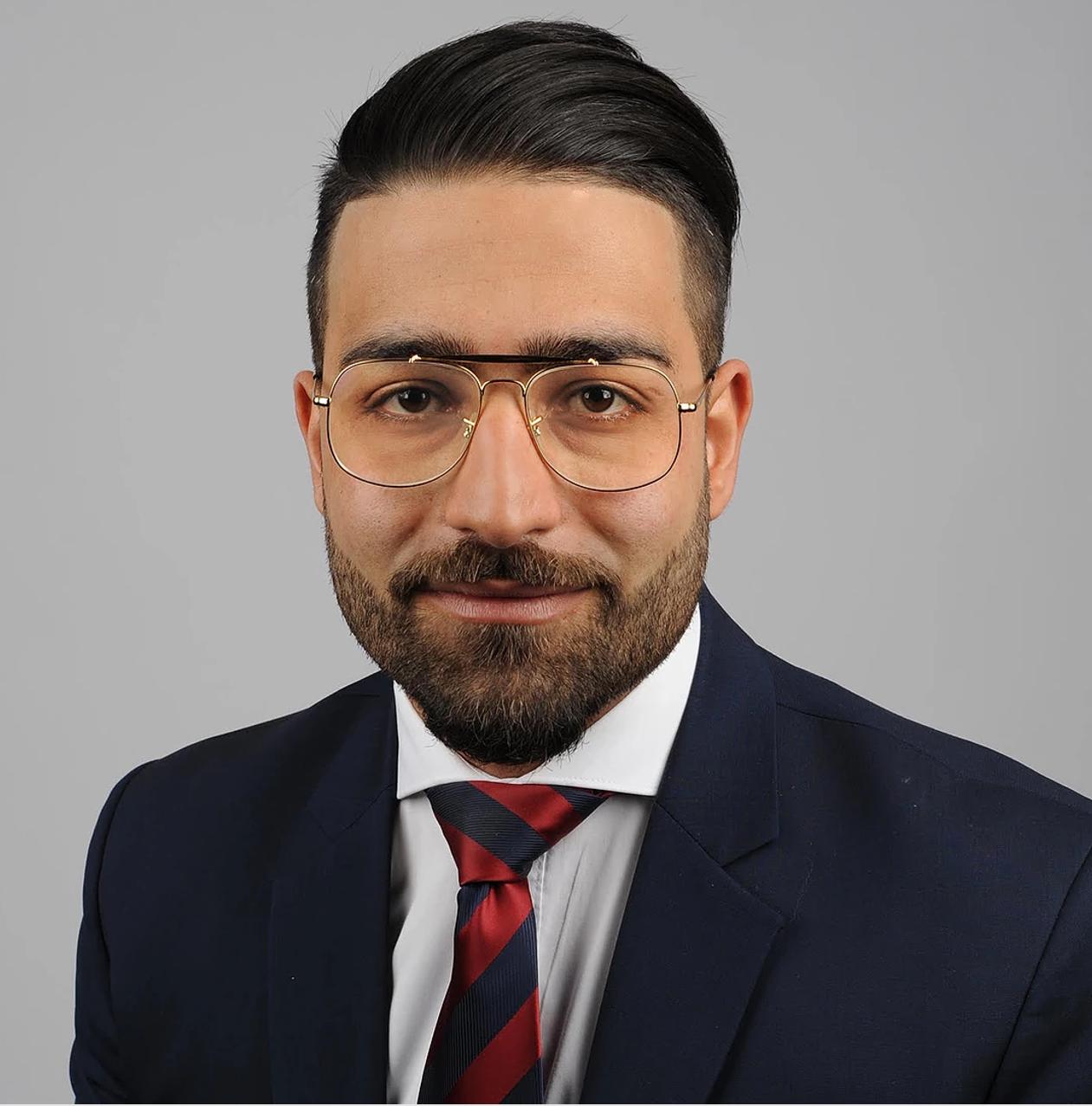 Navid Fallah CEO Navianas